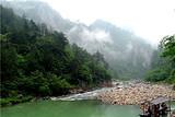 【临安二日游】<浙西大峡谷-琴湖飞瀑-天目花海>