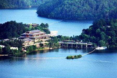 【千岛湖二日游】<千岛湖- 瑶林仙境-大奇山森林公园>