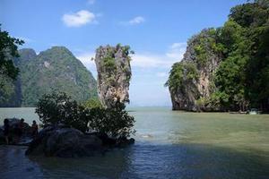 【普吉岛直飞六日游】<攀牙湾森林-大小PP岛-椰子岛>