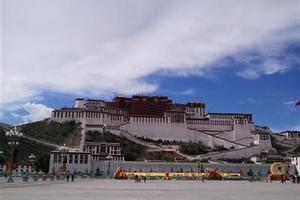【西藏四飞八日】<布达拉宫-大昭寺-冈巴拉山-珠峰-纳木错>