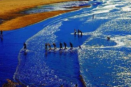 【嵊泗二日】<嵊泗列岛-渔家乐-基湖沙滩>