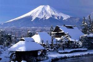 【日本双古都六日游】<大阪-京都-富士山-奈良-东京>