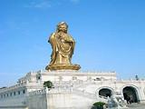 [普陀山二日]<普陀山-南海观音-紫竹林-慧济寺>