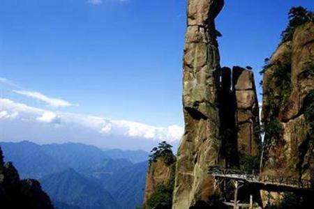 【黄山二日游】<黄山秋韵-绝色太平湖-西海大峡谷>