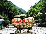 【安吉一日游】<浙北大峡谷-生态博物馆>