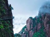 [三清山三日]<三清山-顶级仙道·文化演艺-大瀑布·夜温泉>