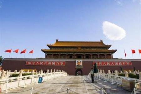 【北京双高五日游】<故宫博物院-什刹海-天安门升旗-颐和园>