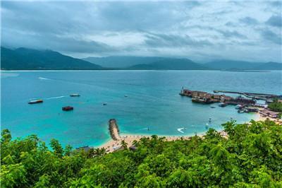 跟团游>[三亚五日] 天涯海角-分界洲岛-天堂森林公园-大东海>特价