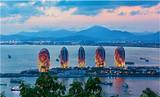 [三亚五日]<天涯海角-分界洲岛-天堂森林公园-大东海>