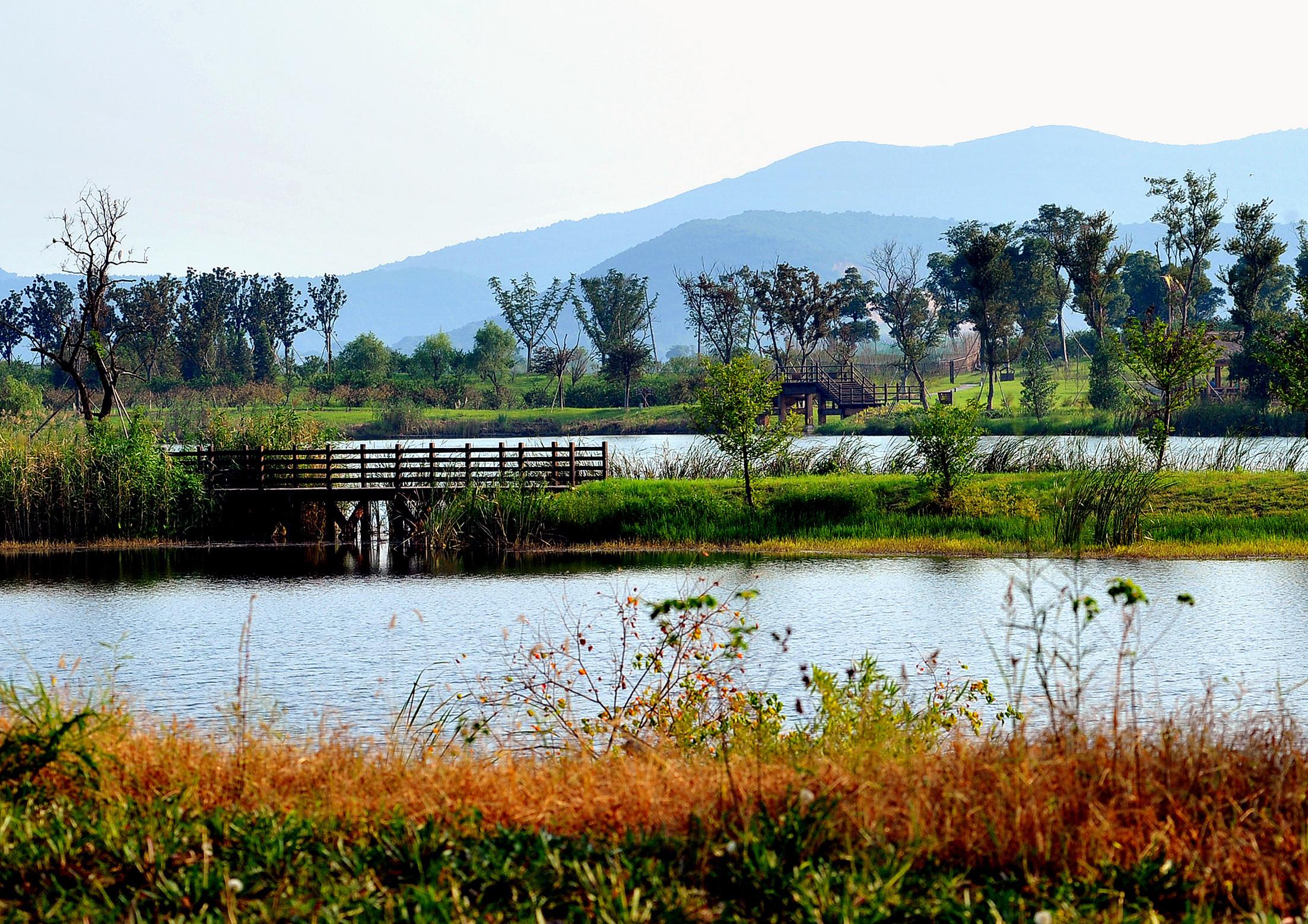 苏州太湖湿地公园门票、船票