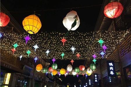 【年夜饭】宁波二灵山温泉 东钱湖祈福 南塘老街3日游