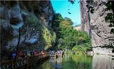 泰宁小城过大年双高4日游<明清园景区-大金湖-尚书第>