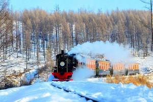 哈尔滨冰雪大世界-亚布力顶级滑雪-童话雪乡-冰凌谷六日游