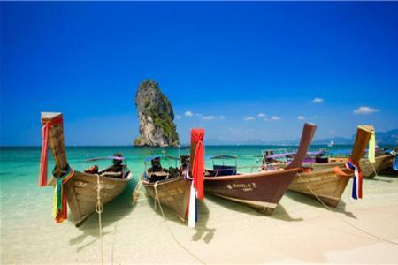 【普吉岛七日游】鸡蛋岛-PhiPhi群岛-蓝钻珊瑚岛-骑大象