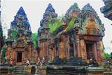 【柬埔寨双飞六日游】吴哥窟-小吴哥-女皇宫-塔普伦庙