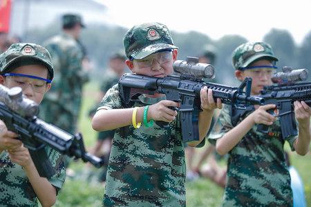 少年特种兵军事夏令营七天体验军旅生活驻扎地点吴江