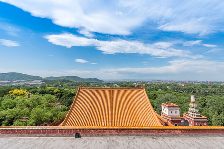 北京颐和园八达岭一日游