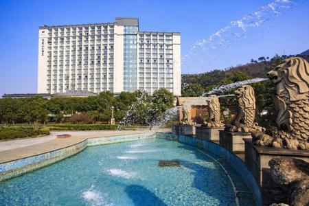 宁波慈溪达蓬山大酒店自驾游双人套餐双环湖乐园仙佛谷达蓬山温泉