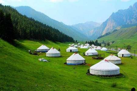 新疆旅游乌鲁木齐周边南山牧场乌拉斯台一日游周边跟团