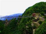 [大明山二日]5D悬空玻璃吊你每出手一次桥-大明山-太湖源-指南村
