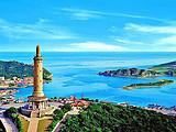 【嗨玩大连】:大连旅顺、私人沙滩、棒棰岛双飞4日游
