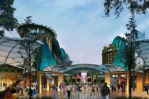 【经典线路】马来西亚波德申水上屋/421米吉隆坡塔狮身鱼尾像
