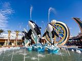 [上海海昌海洋公园一日]人鱼海湾-极地小镇-冰雪王国