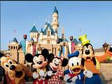 [上海一日]上海迪士尼乐园 七大主题园区 童话烟花秀