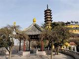 [镇江 扬州二日游]镇江5A金山风景区-西津古渡-高�F寺