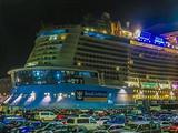【海洋光谱号】上海-长崎-鹿儿岛-上海 5晚6天游轮旅游