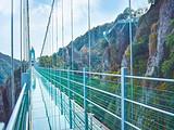 [常州一日]华东首座跨湖观瀑玻璃桥 网红玻璃桥一日