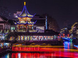 [南京一日]南京中山陵-玄武湖-夫子庙