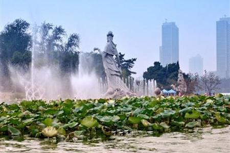 [南京二日]中山陵-雨花台-夫子庙-玄武湖-阅江楼