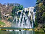 【贵州】黄果树瀑布、大小七孔、千户苗寨、兴义、马岭河峡谷