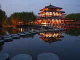 兵马俑、华清池、壶口瀑布、陕西历史博物馆、永兴坊双飞/双高