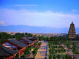 华清宫,兵马俑,明城墙,西安博物馆,大雁塔,永兴坊