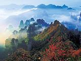 韶山 毛主席故居 / 张家界国家森林公园全景 / 黄龙洞