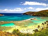 蓝色倾情夏威夷 欧胡岛市区环岛,大岛赏火山国家公园08天之旅