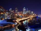 西雅图、阿拉斯加(安克雷奇+费↑尔班克斯)9日极光之�e旅