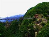 5D悬空玻璃吊桥-大明山赏红叶送公粮(赠送5斤大米)
