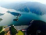 梅山湖-红军广场-天堂寨主景区-五联瀑布-白马大峡谷