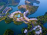 【温泉养生年夜饭】杭州千岛湖中心湖区登梅峰观群岛泡温泉三日