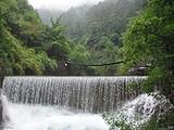 大奇山-红灯笼家乡园-瑶琳仙境-天目溪竹筏漂流