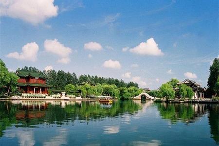 扬州瘦西湖-二十四桥-闲逛东关街-大明寺 超值特惠二日