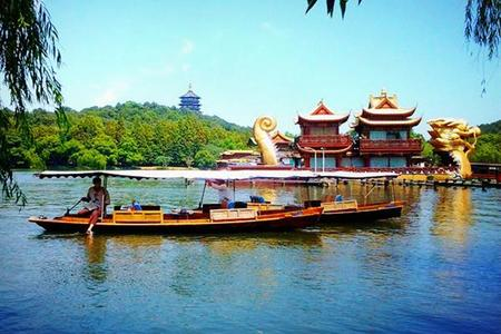 杭州 上海纯玩2日