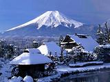 日本东京 大阪 京都 富士山 温泉半自助 双飞6日