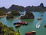 【上海直飞 越柬连线全景游】南北越+柬埔寨8天7晚河进胡出