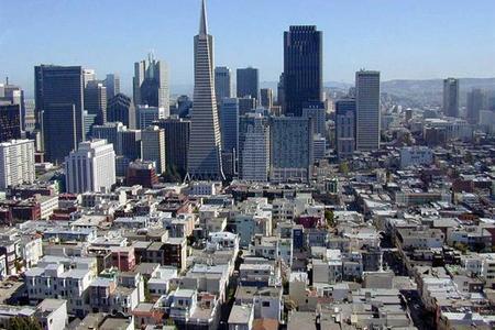西海岸旧金山+1号公路+布莱斯+羚羊彩穴+马蹄湾+南峡
