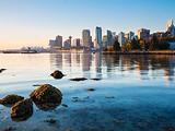 加拿大西海岸、白马极光10日梦幻之旅