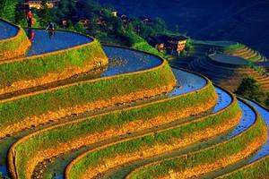 桂林龙脊梯田旅游团|南宁到桂林龙脊梯田三日游